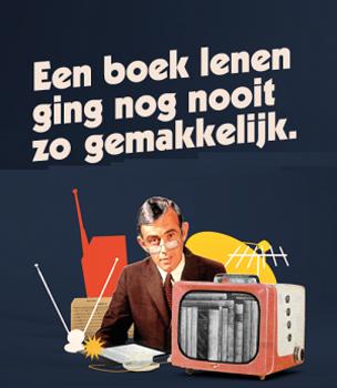 Lees gratis e-boeken via de bib!